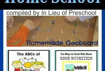 Home schooling / by Gavannah Academy