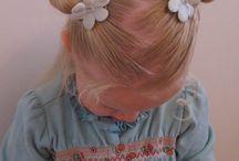 Jocie-hair do!! / by Elizabeth Jeffers
