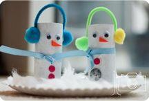 Winter Crafts / by Heather Olson
