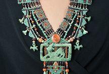 Jewelry . . Necklaces / Pendants / by Francine Schwartz