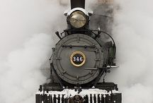 train's / by Jane Merrill