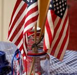 Red, White & Blue / by Lucy Waggoner