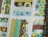 Quilts and other things to sew or make..... / by Helen Horsley
