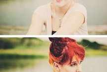 Hayley Williams (Paramore) / by Izzy Hull