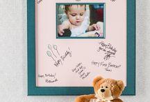 Aidens first birthday / by Alyssa Vargas