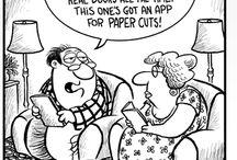 Funny! / by FamilyFiction
