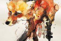 Watercolor  / by Laura Gould