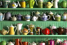 Time for TEA / by Tammy Cline