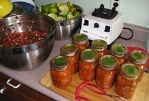 Canning From The Farm / by Lesa Williams Manning