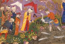 Persian / Persian clothing, costume, art, household items.  / by Elizabeth Hobbs