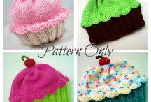 Knit - Hats: Preemies, Newborns, Babies / by Ellen Sadove Renck