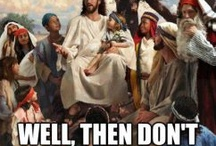 Pastor: Jesus & his followers / great quotes about  his love/teaching.. some thoughts from non-christians for christians to ponder, etc / by Meriah VanderWeide
