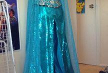 Disney Costumes / by Crystal Kaczmarek
