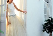 Wedding dress ideas / by Kristi Roberts