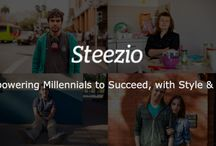 Steezio - Lifestyle News / Steezio is a daily news site committed to empowering millennials to succeed – with style and ease by capturing, curating and reflecting on interests and news ranging from lifestyle, sports, culture, business, travel, humor and more, / by Carhoots
