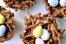 Fun | Eggs, Baskets, and Bunnies / A smattering of ideas for celebrating Easter / by Jennifer Flanders