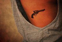 Tattoos / by Ashli Grim