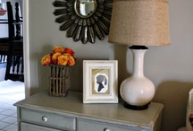 Living/Dining Room / by Laughing Abi