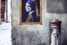 i(<3)streetart / by Piperita Pitta
