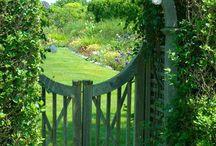 Gate/Door ways / by Jackie Hutchison