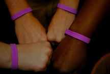 Purple Spirit in honor of our loved ones! / Show us your Purple Spirit in honor of your loved ones! / by Pancreatic Cancer Action Network