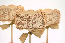 Owen's 1st Birthday / by Chelsea Johnson