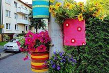 garden/outdoors / by Mary Lou Kubina