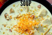 Soup, Stews & Chili / by Deannea Tranter