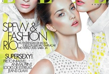 Fashion Magazines / by Osvaldinho Daumas