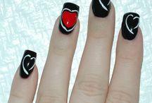 Fingernail designs / by Bobbi Gray