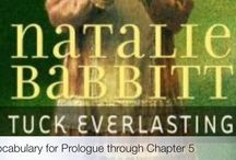 Tuck Everlasting Channel / by Amy Hawkins