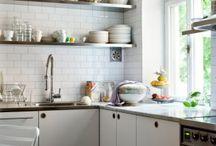 Kitchen Re-do / by Kelly Barta