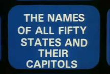 50 States & Capitols / by Nancy Thorpe