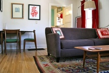 living room / by Julie