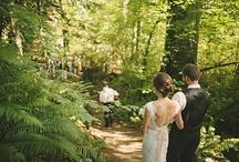 outdoor ceremony ideas / by DOROTHY OWEN