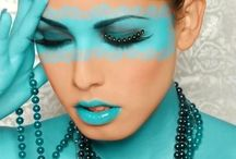 Refreshing Turquesa! / Turquoise... magical, magnificent... my favorite color of all! / by Maria Eugenia Muñoz