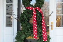 Holiday Decor / Seasonal/Holiday Decor Ideas. / by Susan Parker Real Estate Broker