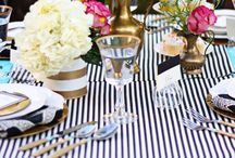 Tablescapes  / by Angie | Little Inspiration