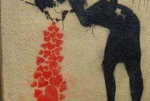 STREET & GRAFFITI / by ALLYSON . BURKE