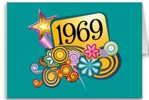 1969 - The Year I was Born / by Becky Oleson