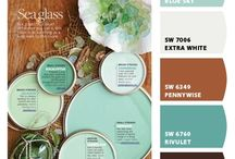 Color- Aqua / Home paint colors / by Ginny Wiley