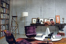 Interior Vintage / by ON ANY GIVEN MONDAY