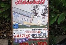 Baseball / by Shelley Jenkins
