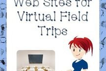 Virtual Field Trips / Take a virtual field trip with your students from the comfort of your classroom. / by Lynda Oliver