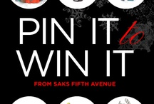 I want to live in Saks Fifth Ave / by Ashley Rehder