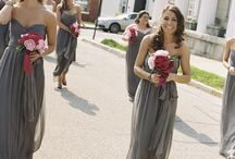 Bridesmaids Dresses for My Sisters Wedding / by Jennifer Borcik