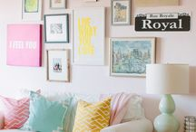 Home Ideas / by Laura Santos Nombela