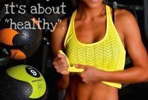 Fitness & Healthiness / by Danielle Robles