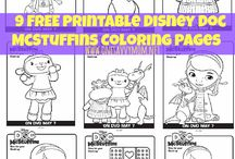 coloring pages / by Emily Rogers