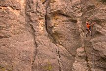 Rock Climbing / by Daniel Thompson